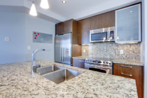 2 Bedroom Downtown Condo! UG parking & City Scape Views! WOW