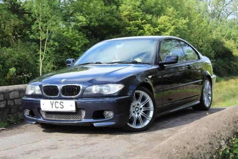 2005 BMW 3 Series 2.0 320Cd Sport 2dr
