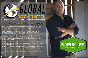 Demolition and Deconstruction Services - 1-866-449-5887 London Ontario image 2