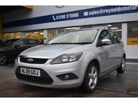 2009 09 Ford Focus 1.6 Zetec GOOD & BAD CREDIT CAR FINANCE AVAILABLE