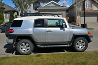 MUST SELL! Excellent 2007 Toyota FJ Cruiser, PRICE REDUCED!