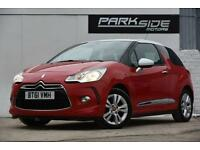 2012 Citroen DS3 1.6 e-HDi Airdream DStyle 3dr