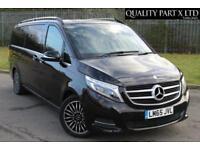 2015 Mercedes-Benz V Class 2.1 V220 CDI BlueTEC Sport 7G-Tronic 5dr