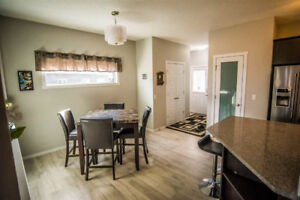 Brand new duplex in Aspen Trails for rent!