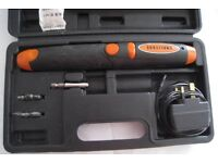 Challenger - Re-chargeable 3.6V Screwdriver Kit