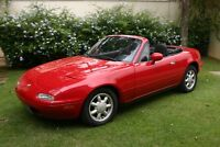 1990 Mazda MX-5 Miata Convertible MINT, trade only