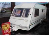 ABI Dalesman 520 ET 1993 4 Berth Caravan £2300