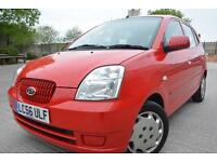 KIA PICANTO LX 1.1 5 DOOR*GREAT CONDITION*IDEAL FIRST CAR*