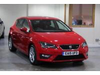 2015 Seat Leon 1.4 EcoTSI FR (Tech Pack) (s/s) 5dr