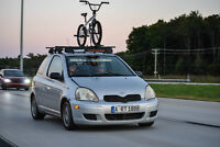 2004 Echo vitz 3000NEGO exhaust drop shortram etc...