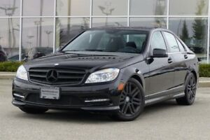 2011 Mercedes-Benz C250 4MATIC Sedan