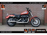 HARLEY DAVIDSON XL 883 R SPORTSTER 2007 07 - 2 OWNERS - LOVELY CONDITION