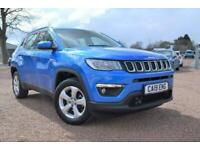 2019 Jeep Compass 1.4 Multiair 140 Longitude 5dr [2WD] Station Wagon Petrol Manu