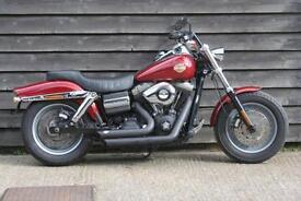 Harley-Davidson Dyna 1584cc FXDF Fat Bob