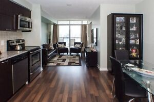 2 BEDROOM CONDO + PARKING FOR RENT AT KING AND DUFFERIN