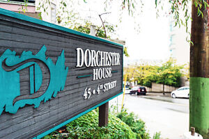 $199900 | 1br 681ft2 Lovingly Maintained Downtown New West Condo