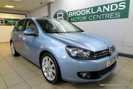 Volkswagen Golf GT 1.4 TSI 160 [7X SERVICES, LEATHER and HEATED SEATS]