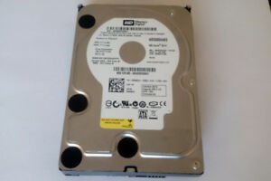 "WD Blue 500GB 7200 RPM 16MB Cache SATA 3.5"" Internal Hard Drive"