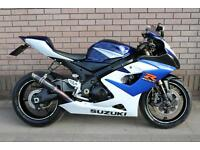 SUZUKI GSXR 1000 K5 2006 SUPER SPORTS