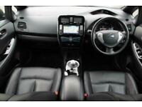 2014 Nissan Leaf TEKNA Auto Hatchback Electric Automatic