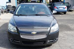 2009 Chevrolet Malibu LTZ 2.4L
