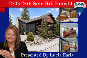 Gorgeous home/cottage minutes to Friday Harbour! Innisfil