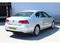 2013 Volkswagen Passat 2.0 TDI BlueMotion Tech Highline (s/s) 4dr