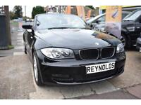 BAD CREDIT CAR FINANCE AVAILABLE 2010 10 BMW 120d SPORT AUTO CONVERTIBLE