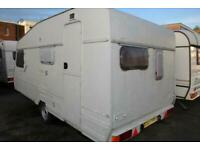 Crown 4 Berth caravan £895