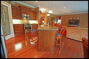 Stunning one of a kind home on an acre in Strathroy London Ontario image 4