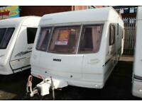 Lunar Freelander EB 2002 4 Berth Caravan £5,600