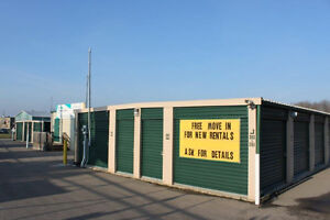 Moving – portable storage containers and self storage space Stratford Kitchener Area image 2