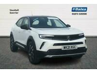 2021 Vauxhall Mokka 1.2 Turbo Elite Nav Premium 5dr Auto Hatchback Petrol Automa