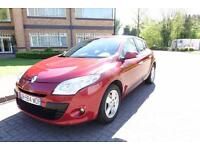 2011 Renault Megane 1.5dCi 110 Left hand drive lhd French Registered