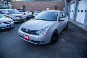 2009 Ford Focus Sedan / Clean Carproof / No Accidents