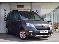 2015 CITROEN BERLINGO MULTISPACE 1.6 BlueHDi 100 XTR 5dr
