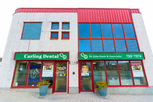 MEDICAL/OFFICE SPACE-CIVIC HOSPITAL -CARLING AVE- 2200-6000SQFT