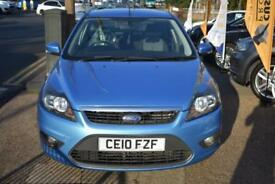 2010 10 FORD FOCUS 1.6 ZETEC AUTOMATIC GOOD AND BAD CREDIT CAR FINANCE AVAILABLE