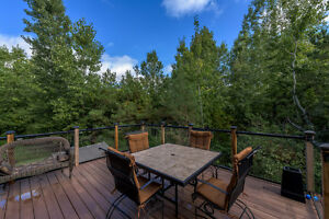 CUSTOM EXECUTIVE PROPERTY BACKING ONTO FORESTED GREEN SPACE! London Ontario image 2