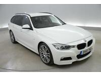 BMW 3 Series 320d M Sport 5dr Step Auto [Professional Media]