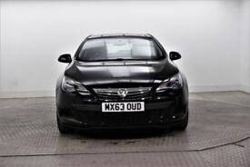 2013 Vauxhall Astra GTC SPORT S/S Petrol black Manual
