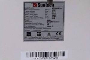 Suntech 30 watt solar panel East Geelong Geelong City Preview