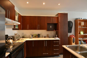 Mile End - fully renovated 3 bedroom, top floor, all electors AC