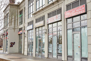 Commercial Office Space For Sale on Yonge/Finch