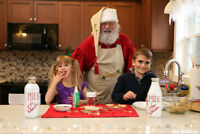 Santa Claus for Your Party