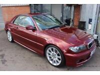 BMW 320 CI M SPORT EDITION-RARE LOW MILEAGE