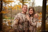 Affordable Fall Outdoor Photo Shoots