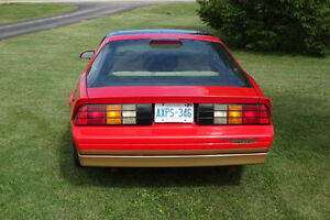 For Sale 1986 Chevrolet Camaro Z28  T Bar Tuned Port Injection