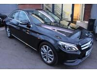 Mercedes C220 BLUETEC SPORT-BLUETOOTH-HEATED LEATHER-P/SENSORS-CRUISE CONTROL