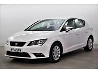 2014 SEAT Leon TSI SE Petrol white Manual